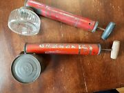 2 Vintage Insect Sprayers , Zephyr And Chapin