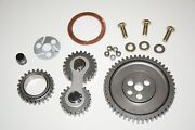 2 Chrysler Bb 383-440 Dual Idle Quiet Timing Gear Drive Sets Special