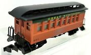 N Mdc Roundhouse 8507 34and039 Overton Gn Passenger Coach 901 Lnib Plastic Whls