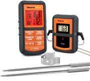 Thermopro Tp08s Wireless Digital Meat Thermometer For Grilling Smoker Bbq Grill