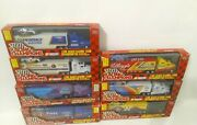 Lot Of7 1996-7racing Champions 1/64 Scale Kelloggand039sbellsouthoutdoor Life Andmore