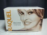 Vintage Raquel Day Cream Timeless Beauty Skincare Container Welch Empty