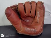 Rare Vintage Spalding Model 1161 Scooter Rizzuto Baseball Glove For Left Hand