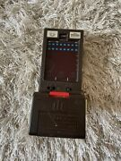 Vintage Ramtex Space Invaders And Block Buster Electronic Handheld Game V Rare