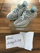 Adidas X Yeezy Boost 350 V2 And039blue Tintand039 Sneakers Deadstock Eu44 Us10 Uk95 Suppa