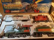 Bachmann Trains G Scale Night Before Christmas W/controller But No Track