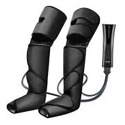 Foot And Leg Massager For Circulation And Relaxation With Hand-held