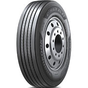 4 New Hankook E3 Max Al21 295/75r22.5 Load H 16 Ply Steer Commercial Tires
