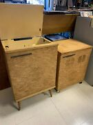 Rca Orthophonic 2-piece High Fidelity Record Player Changer Speaker Restored