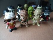 Universal Monsters Funko Pop Mystery Mini Figures You Choose - Free Shipping