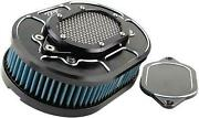 Two Brothers Racing 034-387-01-v Comp-v High-flow Intake System With V-stack