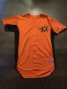 Dylan Bundy Game Used Worn Jersey Milb Mlb Orioles Angels
