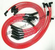 Viper 8.0l V10 97-02 High Performance 10 Mm Red Spark Plug Wire 58359r