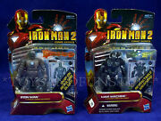 New - War Machine And 1st Appearance Iron Man 2 Action Figures 22 23 Comic Series