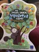 The Sneaky, Snacky Squirrel Game Of Strategy Ages 3 + New Parents Choice Award
