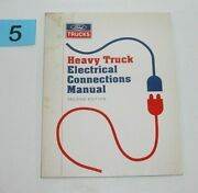 1994 Ford Heavy Trucks Electrical Connections Service Manual Good Used 5