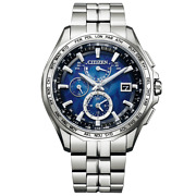 Citizen At9098-51l [citizen Yell Collection Attesa Eco Drive] Japan Domestic New