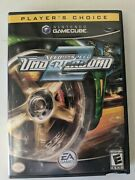 Need For Speed Underground 2 Nintendo Gamecube 2004 Cib Complete Nfs Tested