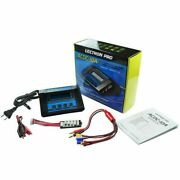 Lectron Pro Acdc-10a 1s-6s 10-amp Lipo/life/lihv/nimh Charger W/xt60 Deans Ec3