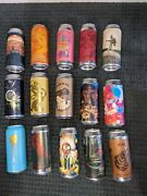 Treehouse Beer Collectible Cans