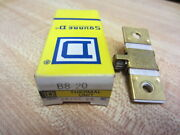 Square D B8.20 Overload Relay Heater Element B820 Pack Of 10