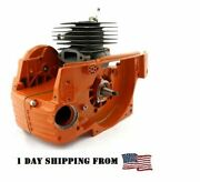 Engine Motor Crankcase Cylinder Compatible With Husqvarna 362 365 371 372 372xp