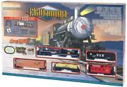 Bachmann Trains - Chattanooga - Ready To Run 155 Piece Electric Train Set - Ho S
