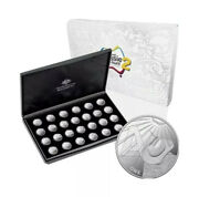 💰2021 The Great Aussie Coin Hunt 2 , 26 Coins Silver Proof Box Set Ltd Edition