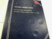 Indian Head Penny Complete Set 29 Coins With Full Liberty