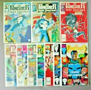 Punisher War Journal Lot 10 And039s 12912161721244754 1988 Marvel Comics