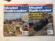 Model Railroader Magazine / January And March 2007 /