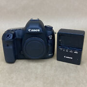 Canon Eos 5d Mark Iii 22.3mp Digital Slr Camera - Body Only - Low Shutter Count