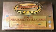 1997-98 Bowmanand039s Best Basketball Sealed Hobby Box - Duncan Rc 106 Refractor
