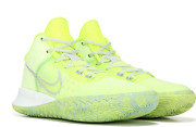 Nike Kyrie 4 Iv Flytrap Volt Green Command Force Colors Menand039s Basketball Shoes