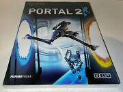 Portal 2 Official Prima Video Game Strategy Guide Valve Half Life New Sealed