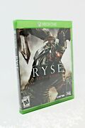 Ryse Son Of Rome - Xbox One - Action Game - New/sealed - See Description