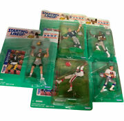 Lot Of 4 Kenner Starting Lineup 1997 Favre Aikman Smith Early Bledsoe