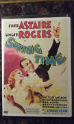 Swing Time 1936 Fred Astaire - Ginger Rogers - Warner Bros 2005 Rko Pictures