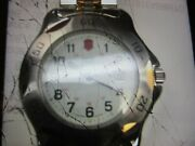 Swiss Army Officers Ls Womenand039s Watch Quartz All Stainless S Original 24643 New