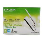 New Tp-link Tl-wn722n V1 Atheros Ar9271 Wireless Adapter Kali-linux Compatible