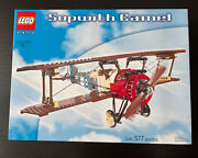 Lego Sculptures Sopwith Camel 3451 New Sealed