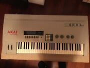 Akai S1000 Keyboard Impossible To Find Everywhere..donand039t Miss It