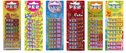 Pez Fruit Fizzy Sour Cola Mango Exotic Candy Refills For Dispenser Sweets