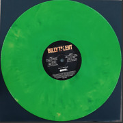 Billy Talent Iii Limited Ed 180 Gm Green Marbled Vinyl New Sealed