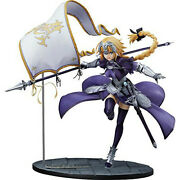Fate / Grand Order Ruler / Jeanne Dand39arc 1/7 Scale Abs And Pvc Painted Fi [new]