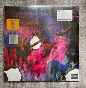 New Lil Uzi Vert Luv Is Rage Rsd Limited Edition Numbered Yellow Vinyl Lp