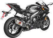 Akrapovic Full Exhaust System With Stainless Steel Headers Yamaha Yzf S-y6r9-apt