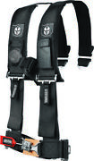 Pro Armor 5pt Harness Black A115220 2in 5 Point 57-3253 67-15220