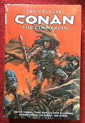 The Colossal Conan The Cimmerian Dark Horse New Sealed Oop 2018