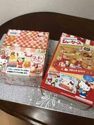 Rement Hello Kitty Small Cake Shop Set Of Showcases